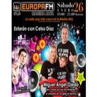 26-01-13 EuropaFM 91.3 Sábado tarde con Celso Díaz