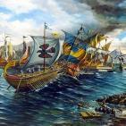01 La Batalla de Salamina - Relatos Históricos