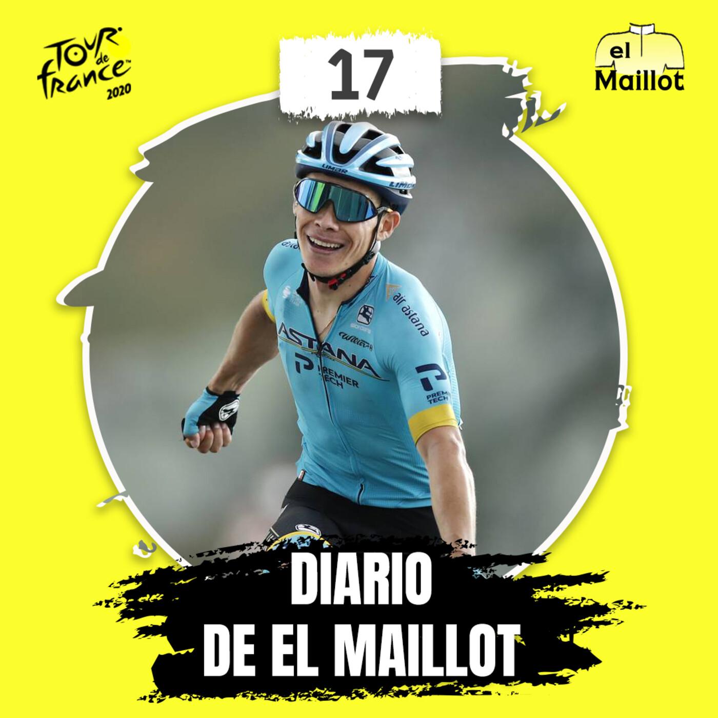 Diario El Maillot | Tour de Francia 2020: 17ª etapa