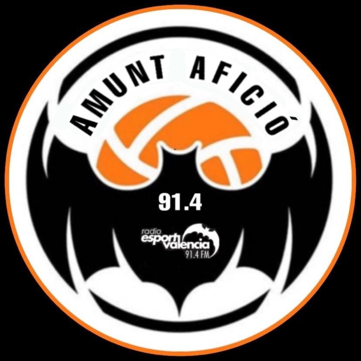 Amunt Afició 20 de Octubre 2020 en Radio Esport Valencia 91.4 FM