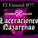 Laceraciones Nazarenas. El Funeral de las Violetas. 3/04/2008