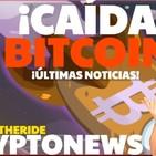 Gran caída bitcoin! futuros CME! predicción Cryptonews Funontheride