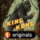 KING KONG, por Delos Lovelace (12/19) La cueva y las arañas