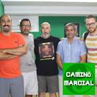 CAMINO MARCIAL nº13 - Invitado: José Muñoz Poley (Eskrima)