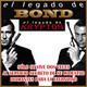 EL LEGADO DE KRYPTON, el legado de Bond (Sólo se vive dos veces,Al servicio secreto y Diamantes para la eternidad)
