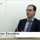 Dukascopy Forex TV entrevista a VEscudero sobre Bitcoin