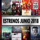 El podcast de C&R - 3x28 - ESTRENOS JUNIO '18: Jurassic World 2, Deadpool 2, Han Solo, Con amor Simón, Sense 8 y series