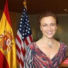Teresa Valcarce, la lucha por la memoria de Bernardo de Gálvez