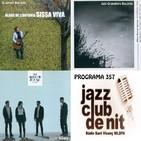 Programa 357: Sissa Viva, Alfons Bertran i The Mellow Sound.