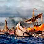 Los violentos de Goyix 005 - Batalla naval contra los piratas macedonios (Ben-Hur)