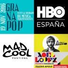 Alterados 26 - GranaPop, Mad Cool 2017, Izal , Second y un canal de series que va a llegar a España.