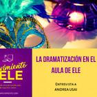 74. Dramatización en el aula de ELE (Andrea Usai)