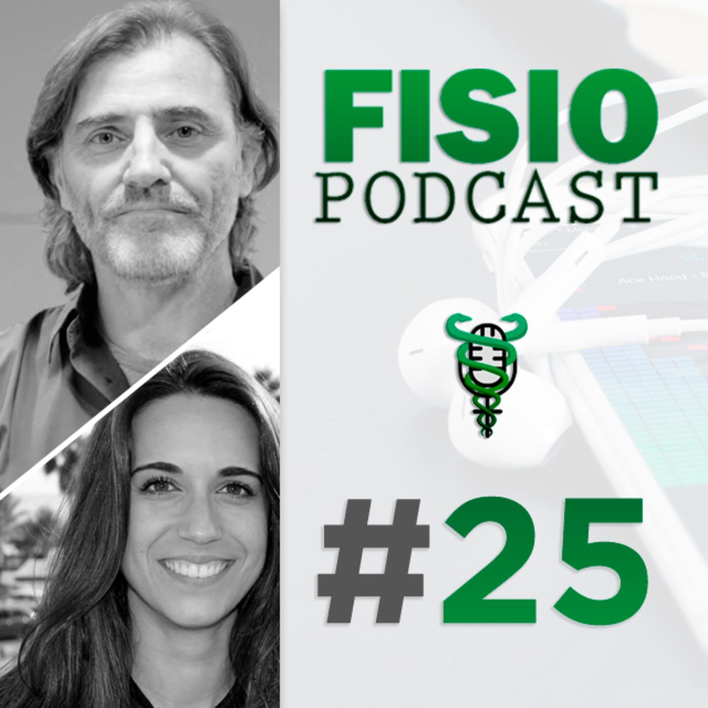 #25 Fisioterapia Respiratoria y COVID19, con Elena Gimeno y Jordi Vilaró