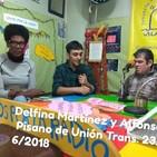 Sabado 23 de Junio-Integrantes de la Union Trans del Uruguay-