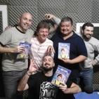 Radio UR 2x32: Presentación del libro de Carlitos Balá + Crack Bang Boom y la visita de Gabriel Luque!