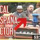 ¿QUIEN LLEVA ESE TRACTOR FACHA????????? con Santi #Abascal