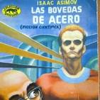 BÓVEDAS DE ACERO ISAAC ASIMOV. Capítulo 1