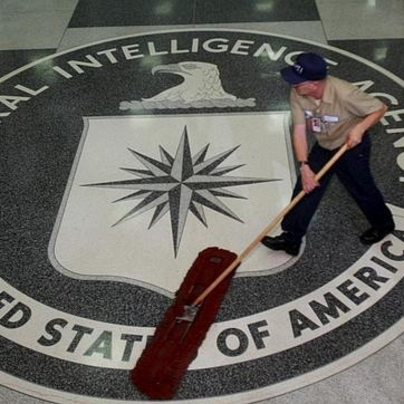 Operaciones clandestinas de la CIA