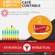 Café Contable (Creación de expedientes en materia de lavado de dinero)