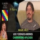 LOS 7 CODIGOS ANDINOS... Chamanismo aplicado por Miguel Valls - Parte 1
