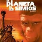 Monografico: El planeta de los simios ( Libro + Novela )