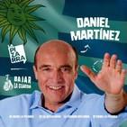 Bajar la guardia: Daniel Martínez (Uruguay) - Radio La Pizarra - 31 ago 19