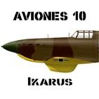 A10#61 Cazas Ikarus, la última defensa de Belgrado