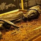 Momias del pantano - Bog People