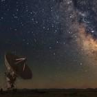 Buscando vida extraterrestre.