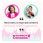 #038_Directos con Corazón | María Vasco, la mujer que cambió la historia del atletismo femenino