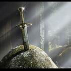 Arturo, la leyenda de excalibur. jesus callejo