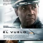 """T6x10 - """"El vuelo"""", R. Zemeckis, 2012."""