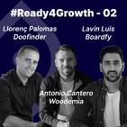 #Ready4Growth 2 - eCommerce con Llorenç Palomas, Antonio Cantero y Lavin Luis