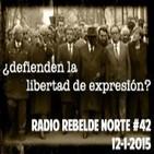 #42 ¿Defienden la libertad de expresión?