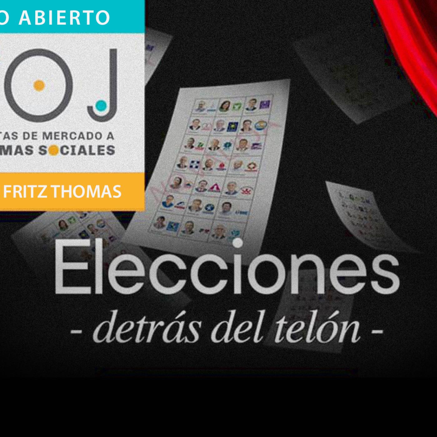 Foro Abierto NOJ: Elecciones detrás del telón