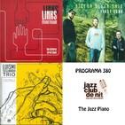 Programa 380: Elisabet Raspall, Víctor Oller Trio i Luismi Segurado Trio