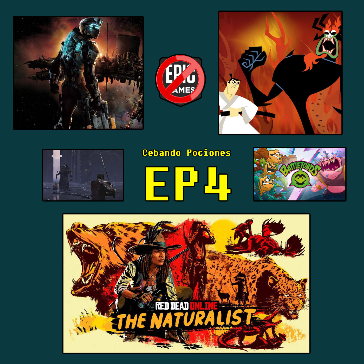 Episodio 4 - RDR Online el Naturalista, Epic en problemas, Ghost Of Tsushima Online?