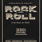 Exploradores de Ondas #2 Rock and roll