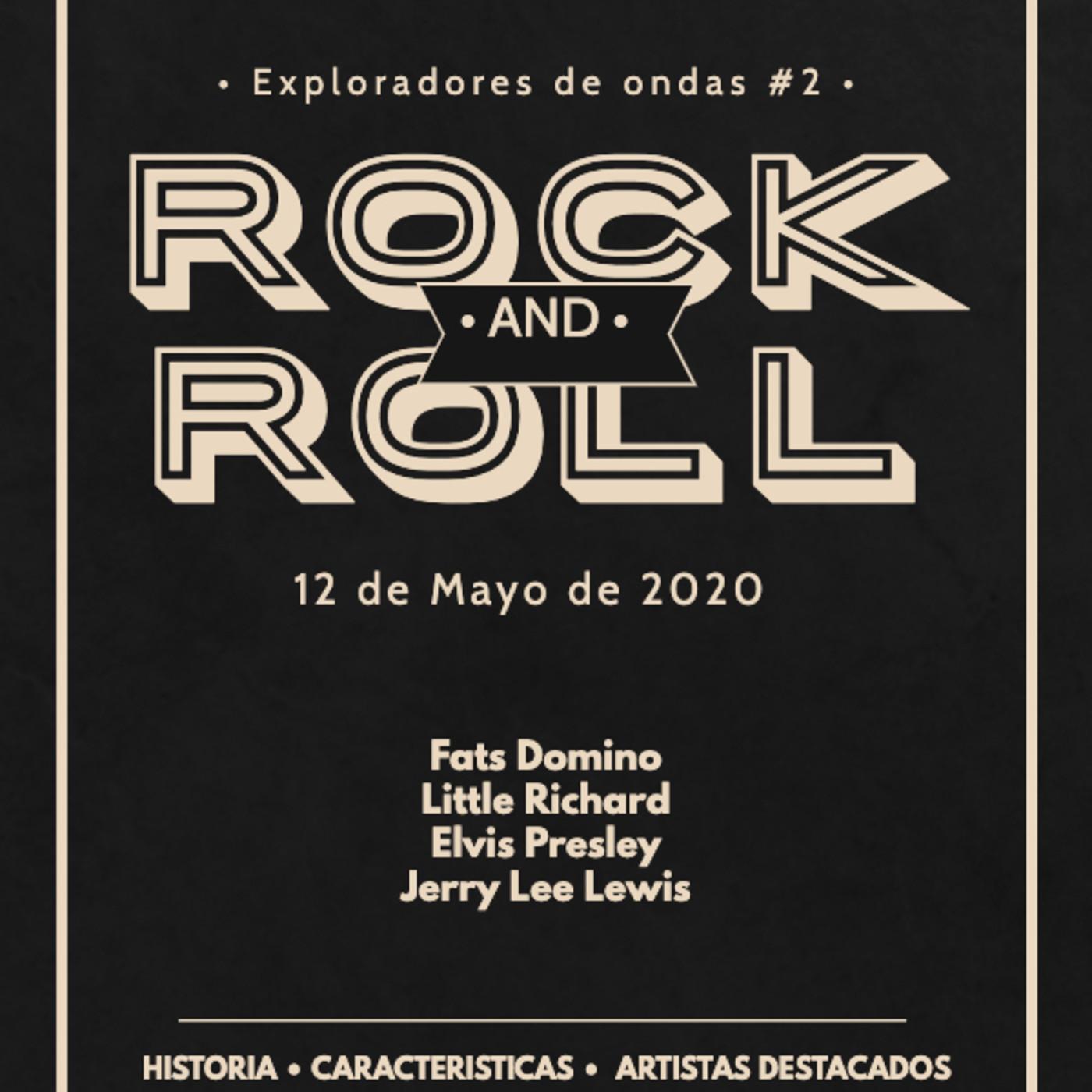 Exploradores de Ondas #2 Rock and roll