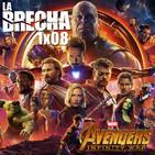 La Brecha 1x08: Infinity War (2018)