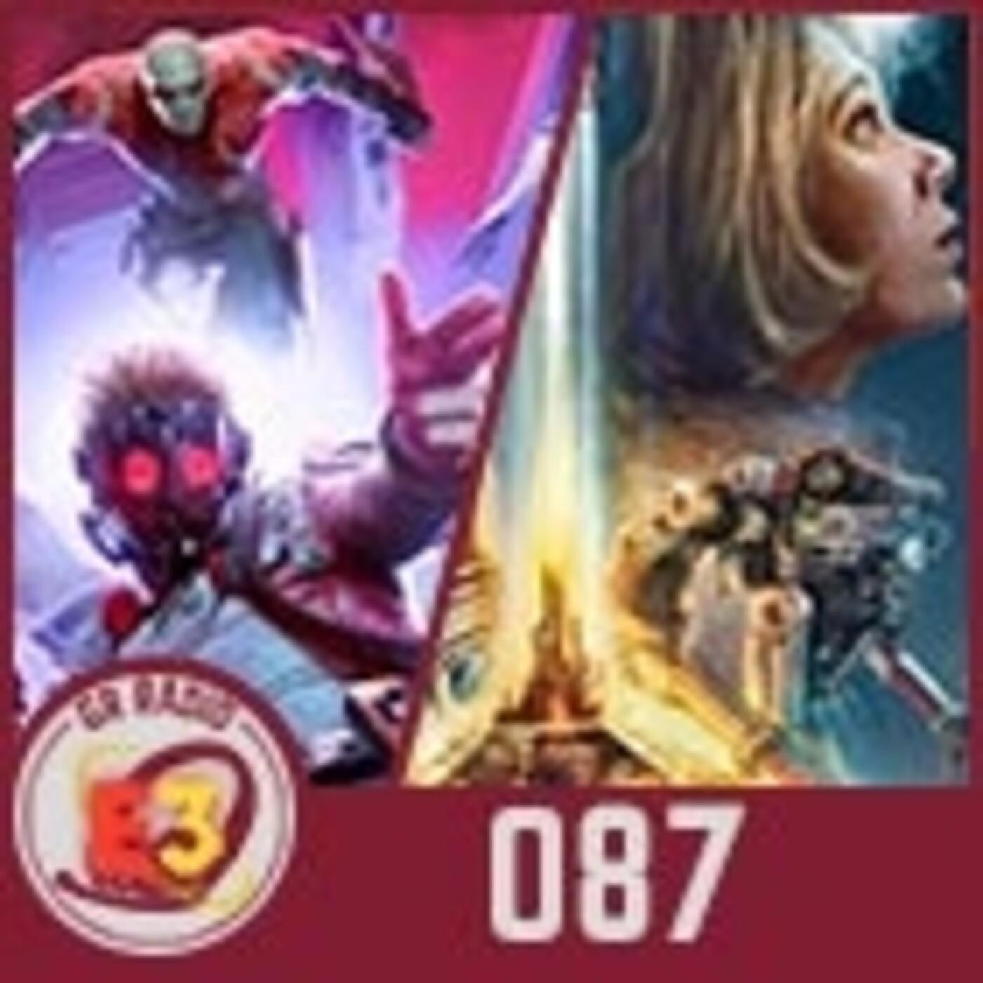 #E32021 GR (087) MICROSOFT saca músculo | SQUARE ENIX apuesta a ganador