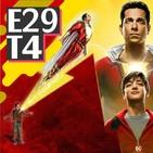 4x29 - ¡Shazam! era Capitán Marvel