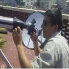 Con un telescopio y una cámara grabo OVNIs: Ismael López.