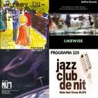 Programa 329: Sergi Sirvent Trumpet Affairs, MUT & Masa Kamaguchi i Jeremy Udden