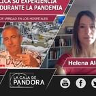 Una Enfermera explica su experiencia con el COVID-19 durante la pandemia - Jaime Garrido
