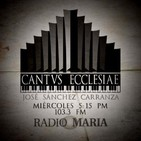 Cantus Ecclesiae 9 - Formas del Canto Antiguo - 2019 -01-16