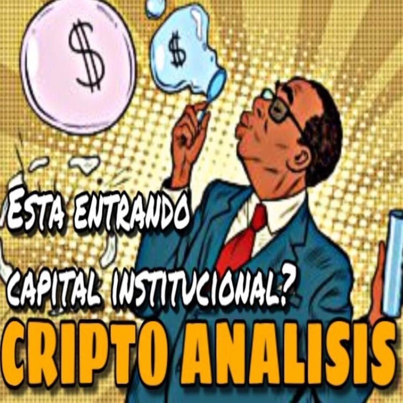 Realmente están entrando los inversionistas institucionales al mercado cripto?
