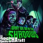 La Brecha 1x41: Lo que hacemos en las sombras
