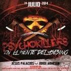 Programa 95: 'Psychokillers, en la mente del asesino con Jesús Palacios y La Voz de las Tinieblas'