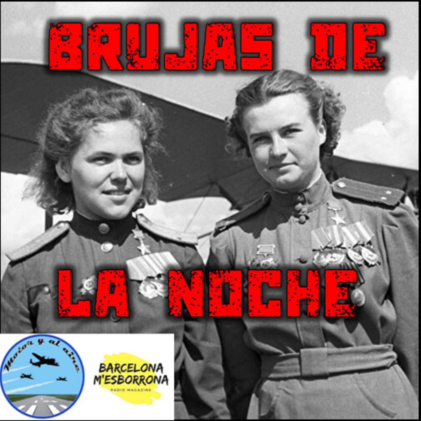 MyA+BM - Brujas de la Noche, pilotos soviéticas en la Segunda Guerra Mundial